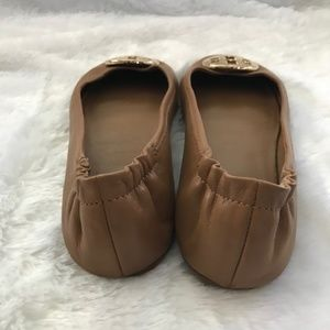 Tory Burch Shoes - Tory Burch Minnie Travel Ballet Flats